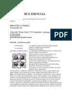 La Rosacruz Esencial (Paul Sédir)