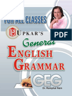 General English Grammar by Dr. Ramphal Nain [Complete][PDF] ~Stark