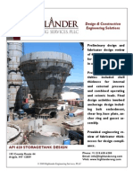 API Storage Tank Design