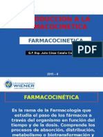 Clase 01 - Introduccion a La Farmacocinetica (2)