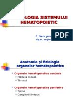 Medicina Interna - Sist. Hematopoietic