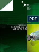 Horizontal mills