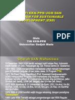 Filosofi KKN-PPM Dan ESD