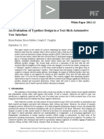 AgeLab Typeface White Paper 2012