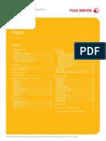 Fujixerox Paper