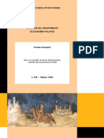 Ernesto Screpanti - Marx e Il Contratto Di Lavoro