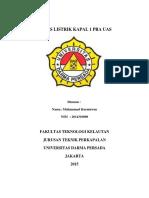 Tugas Listrik kapal 1  UAS Unsada By Ridwan.pdf