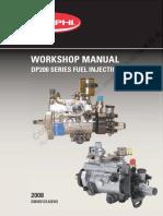 66a9f7809ab Workshop manual DP200.pdf