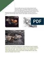 Alat tambang bawah tanah