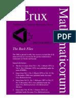 Crux v18n04 Apr