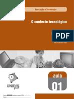 Docência - O Contexto Tecnológico