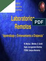 Remote Labs CUDI