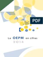 La OEPM en Cifras 2014