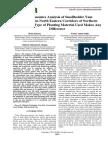 Socioeconomics Analysis of Smallholder Yam