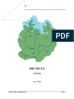 Catchment Area in Gis Final