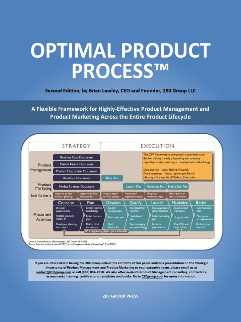 Optimal product process 20 agile software development product optimal product process 20 agile software development product lifecycle fandeluxe Images