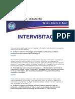 Intervisitação - Orientação - Gob