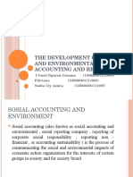 Sosial Accounting and Environment FIX