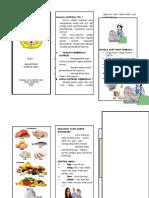 Leaflet Nutrisi Post Op
