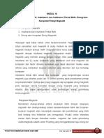 Modul 10 Rangkaian Magnetik Induktansi Dan Induktansi Timbal Balik Energi Dan Kerapatan Energi Magnetik