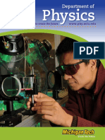 Physics Undergraduate Brochure