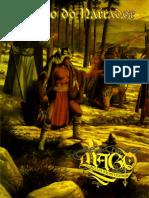 Mago a Ascensão - A Cruzada Dos Feiticeiros - Escudo Do Narrador - Biblioteca Élfica