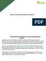 Systemic Lupus Erythematosus (Lupus)