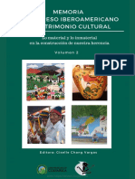 Congreso Iberoamericano de Patrimonio Cultural Vol2