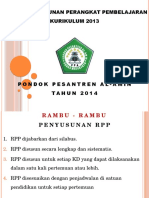 4. Penyusunan RPP