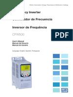 WEG Cfw500 Manual Do Usuario 10001278006 Manual Portugues Br