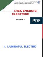 Iluminatul Electric
