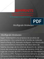 Multigrain Malware Webimprints