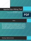 appalachian hiking 12