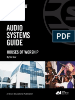 Audio Systems Guide for Houses of Worship