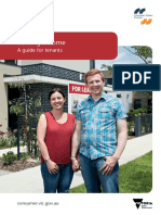 Renting a Home in Victoria