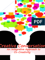 Creative Conversations  - An Integrative Approach to Co-Creativity