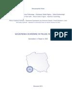 Szczepienia w Polsce_2010-2