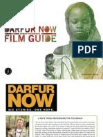 Darfur Now Study Guide