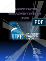 TMS - Transportation Managment System