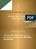 1 Juan Clase 4