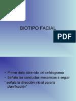 Biotipo Facial