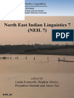 North East Indian Linguistics 7