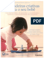 BRINCADEIRAS CRIATIVAS PARA O SEU BEBÊ.pdf