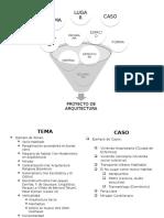Presentación Tema & Caso