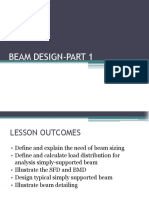 Topic 6-Beam Design