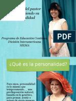 La Esposa Del Pastor Comprendiendo Su Personalidad PP