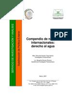 Compendio de Normas Internacionales de Derecho de Aguas