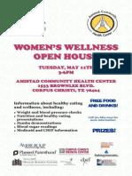 Women's Wellness Open House