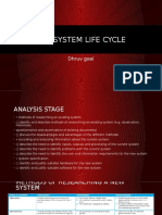 The System Life Cycle