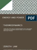 energy and power powepoint